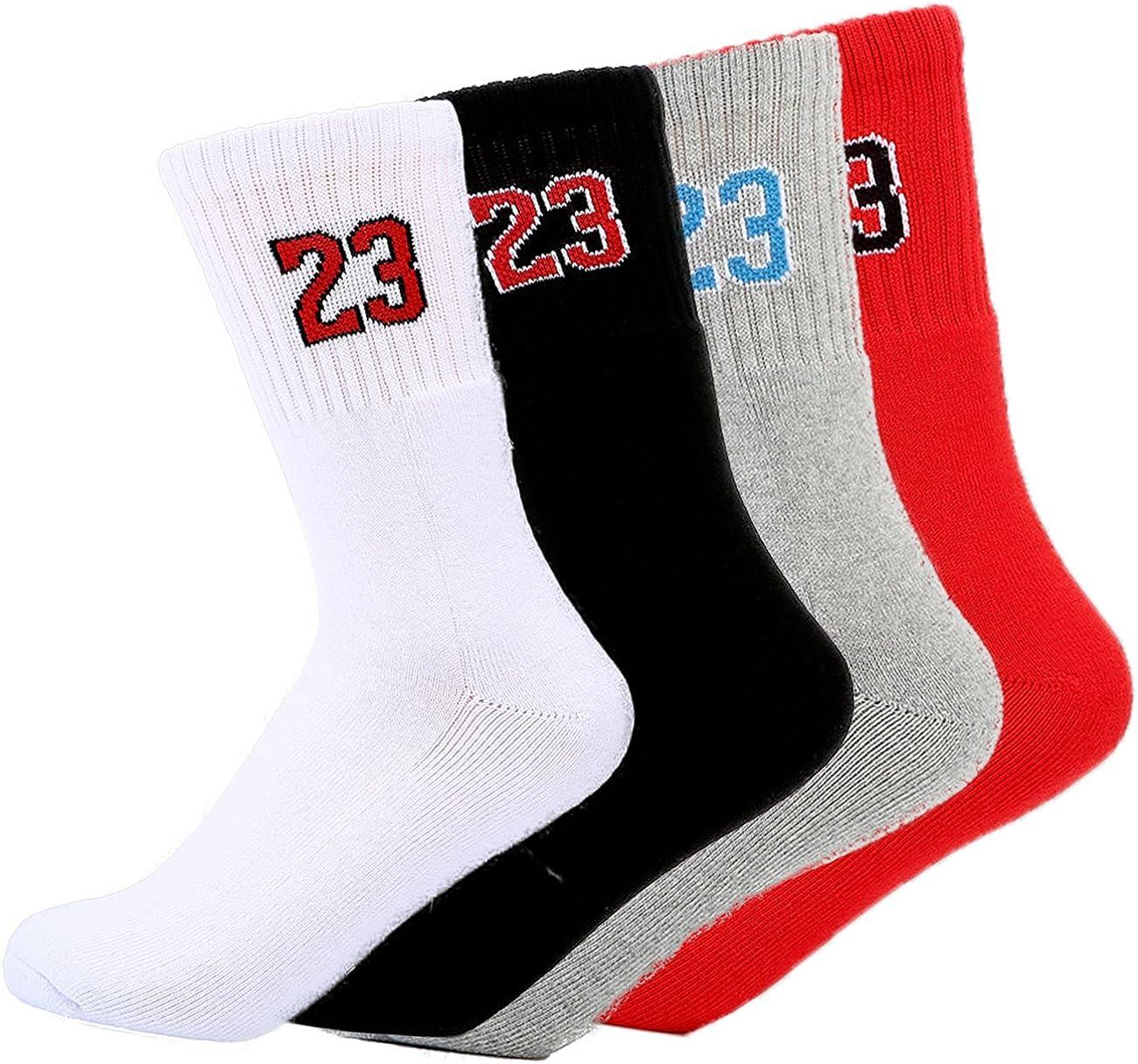 FC Barcelona Soccer//Football Sports Crew Socks 3 Pair-pack