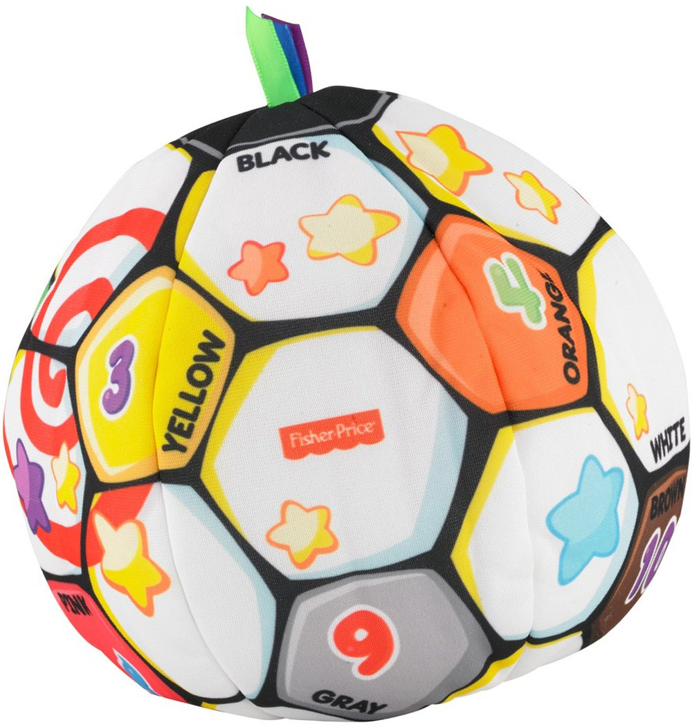 Fisher-Price Laugh & Learn Singin Soccer Ball BHJ28