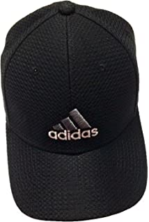 a7fc901c Amazon.com: adidas Men's Adizero II Cap, Black/White, One Size: Clothing