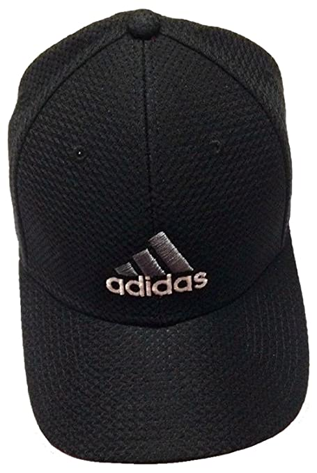 b76cceba363 Amazon.com  adidas Men s Rucker Stretch Fit Cap  Sports   Outdoors