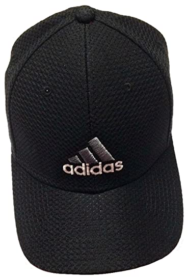 568d0da1 Amazon.com: adidas Men's Rucker Stretch Fit Cap: Clothing