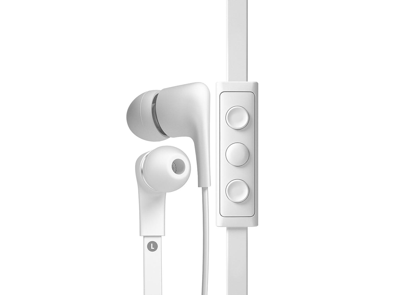 Jays - Auriculares in-ear para dispositivos Windows (incluye 5 adaptadores para los oídos), color blanco: Amazon.es: Electrónica