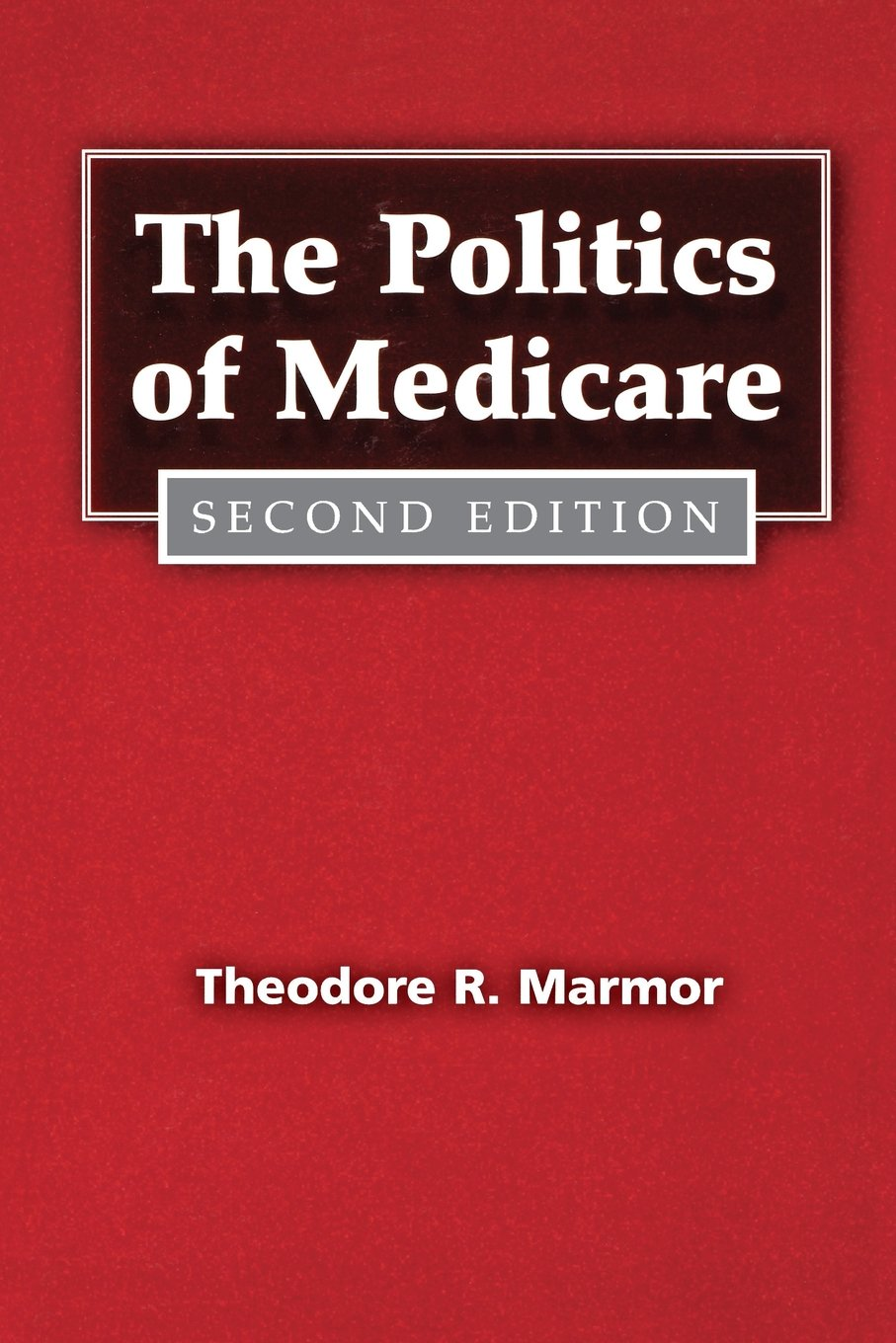 The Politics Of Medicare  Social Institutions And Social Change