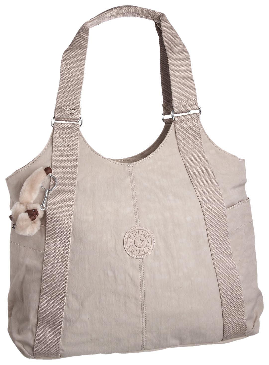 modern and elegant in fashion latest sale clients first Kipling Women's Cicely A4 Shoulder Bag Soft Beige K13338094 ...