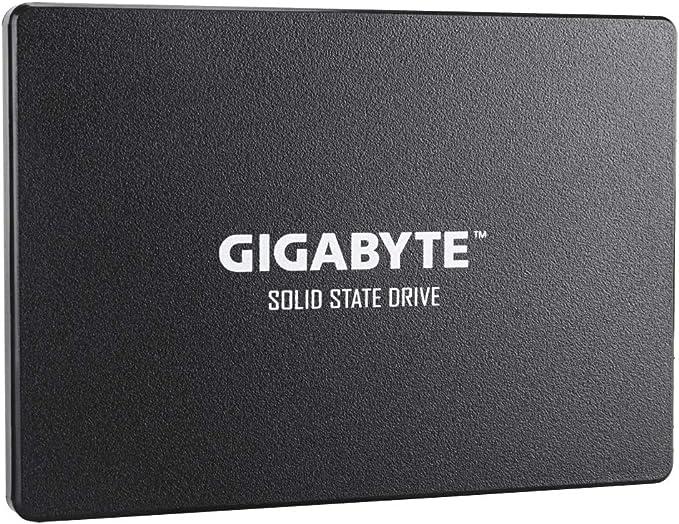 Gigabyte SSD 480GB Unidad de Estado sólido 2.5
