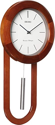 Seiko Circular Sleek Wall Clock