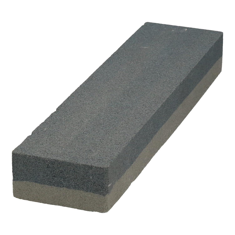 8' Oilstone Combination Sharpening Oil Stone Coarse & Fine Blade Sharpener AB Tools