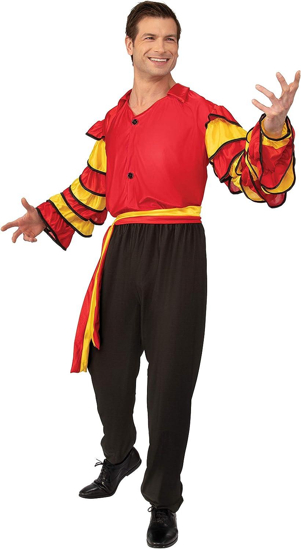 Rumba Man Spanish Fancy Dress Costume (disfraz): Amazon.es ...