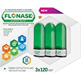 Flonase Allergy Relief Nasal Spray, Ybhe 120 metered Sprays 0.54 oz, (3 Pack)