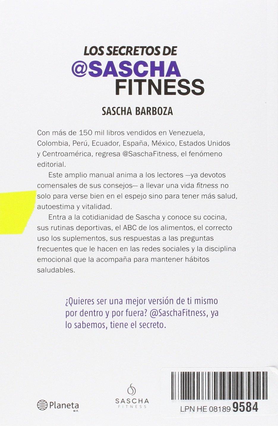 Los secretos de sascha fitness spanish edition sascha barboza los secretos de sascha fitness spanish edition sascha barboza 9786070732584 amazon books fandeluxe Images