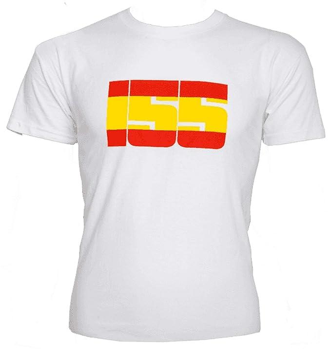 Camiseta Bandera de España 155