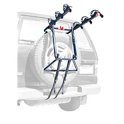 Allen Sports Premier 3-Bike Spare Tire Rack, Model S303 : Automotive Bike Racks : Automotive