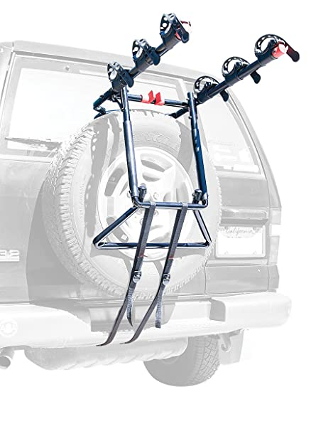 Amazon.com   Allen Sports Premier 3-Bike Spare Tire Rack ... 11224cdf3