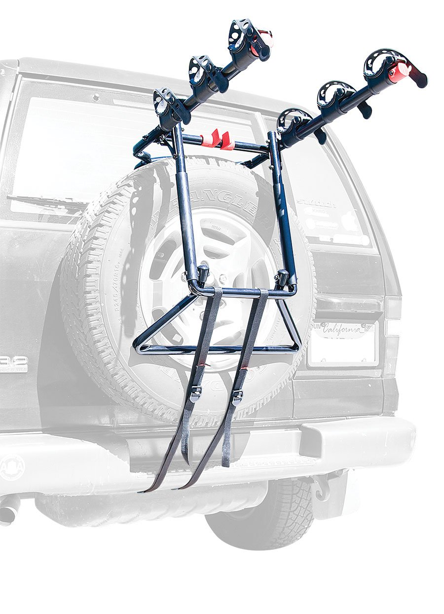 Allen Sports Premier 3-Bike Spare Tire Rack