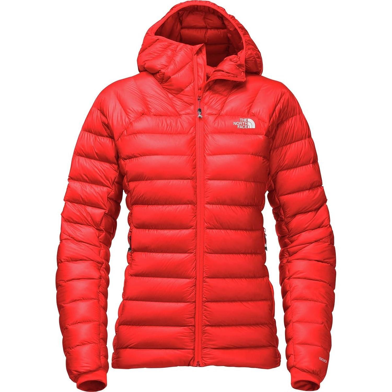 ノースフェイス アウター ジャケットブルゾン Summit L3 Down Hooded Jacket Women's Fiery Red 233 [並行輸入品] B077YMYJZS
