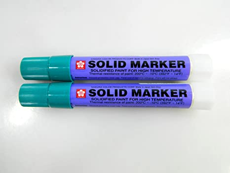 Sakura Solid Paint Marker 10 Pack Different Colors