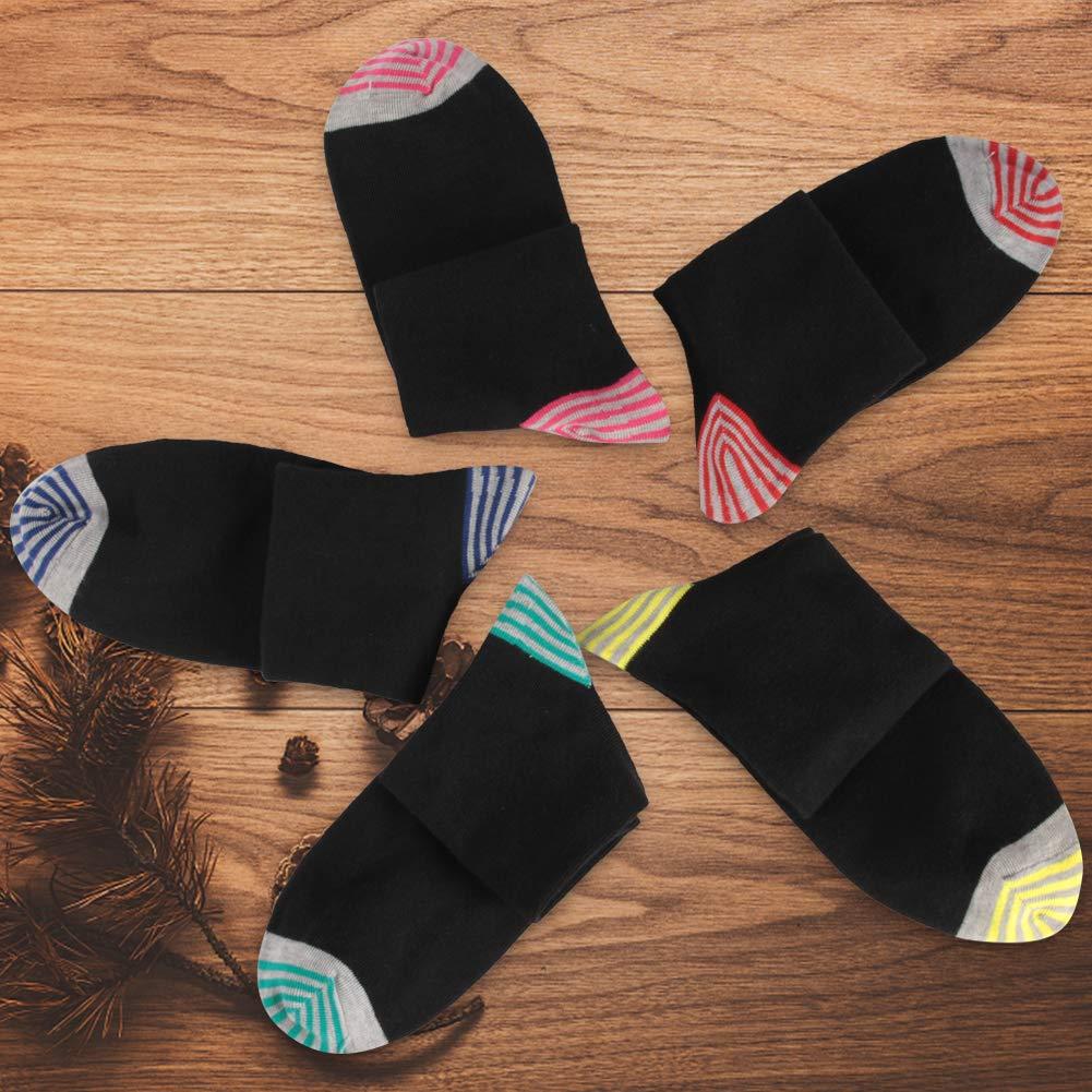 Crazy Eleven Mens Argyle//Ameriacan Flag Pattern Dress Socks 5//10 Pack Business Groomsmen Gift Socks