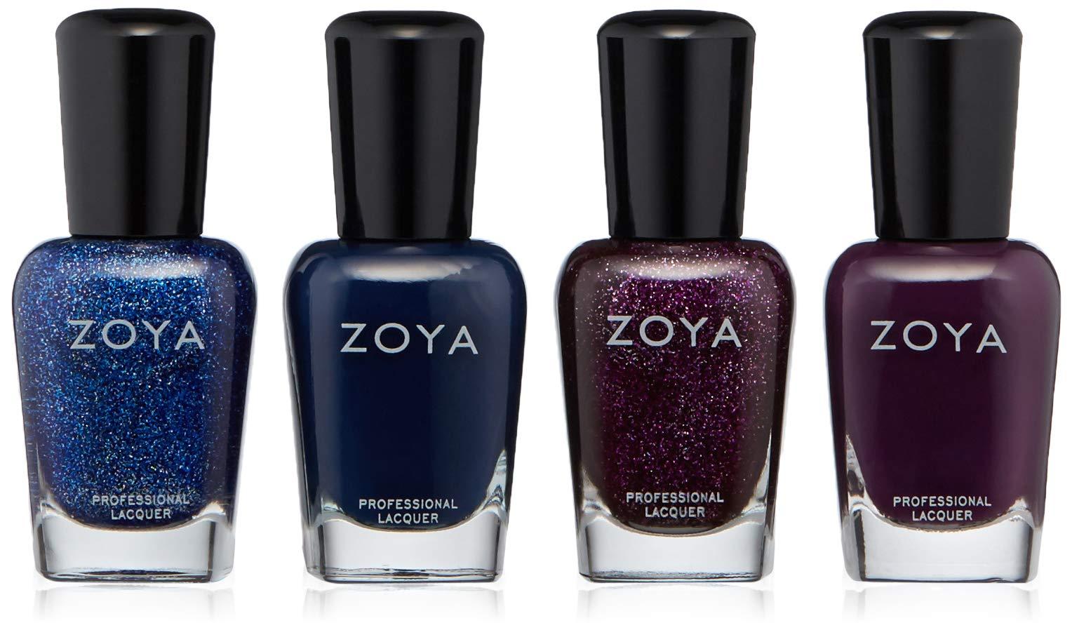 Amazon.com: Zoya Polish Quad Nail Polish, Winter Wishes