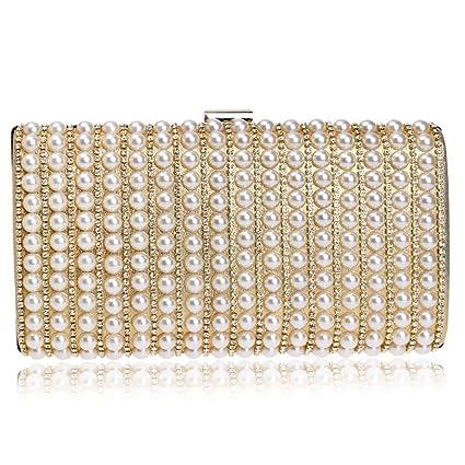 3e624279d6 Lady Wedding Clutch Purse Womens Glitter Clutch Bag Rhinestone Sparkly  Silver Gold Black Evening Bridal Prom