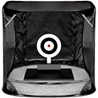 Automatic Airsoft Action Target for Shooting, Reusable BB & Pellet Guns with Trap Net Catcher Training Targets