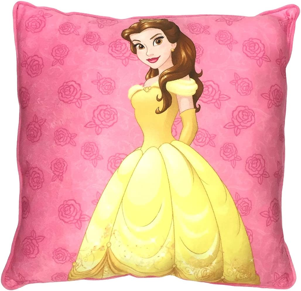 Disney Princess Friendship Adventures Decorative Pillow