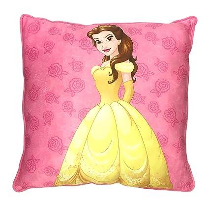 Amazon Disney Princess 'Friendship Adventures' Decorative Fascinating Princess Decorative Pillows