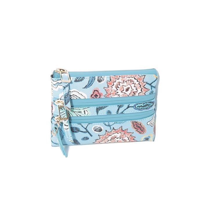 Parfois - Tabaquera Basic Bloom - Mujeres - Tallas M - Azul ...