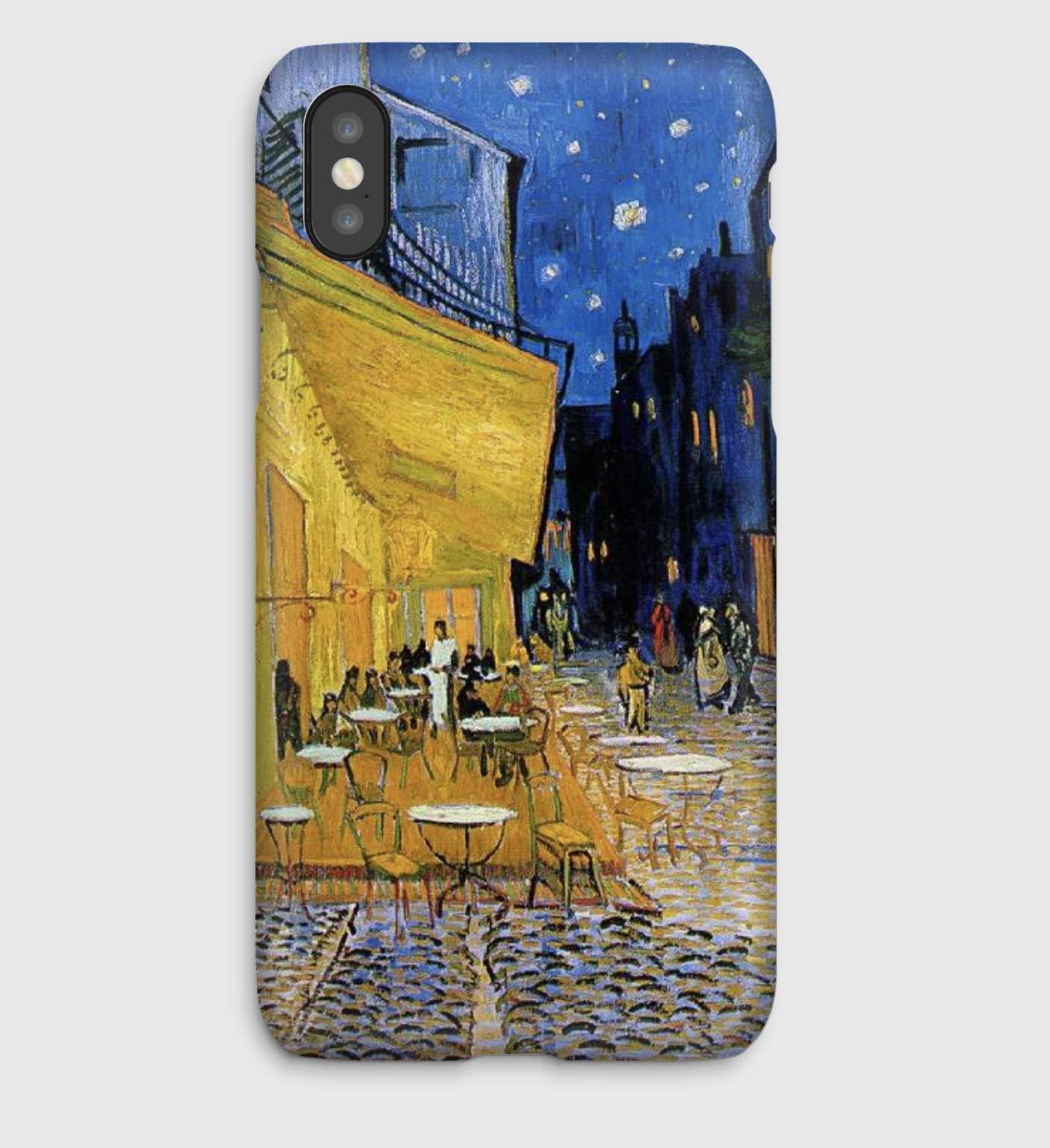 Vincent Van Gogh, coque pour iPhone XS, XS Max, XR, X, 8, 8+, 7, 7+, 6S, 6, 6S+, 6+, 5C, 5, 5S, 5SE, 4S, 4,