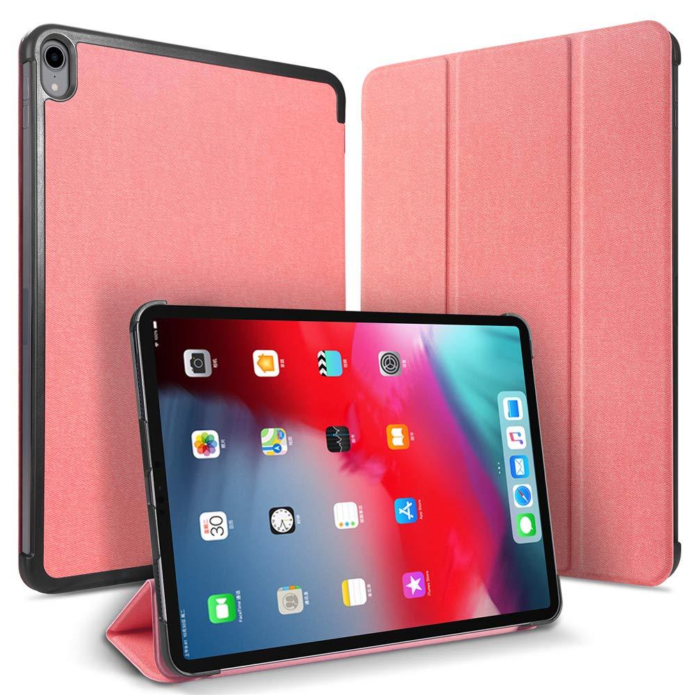 新到着 Torubia iPad Pro 12.9インチ 2018レザー財布ケース ポーチ付き ピンク, iPad iPad Pro ピンク 12.9インチ 2018フリップカバー ポーチ アクセサリーケース ブルー, ピンク, G58E-10-613 ピンク B07KXTKQRM, お米専門店 米の蔵:3d93cabd --- a0267596.xsph.ru