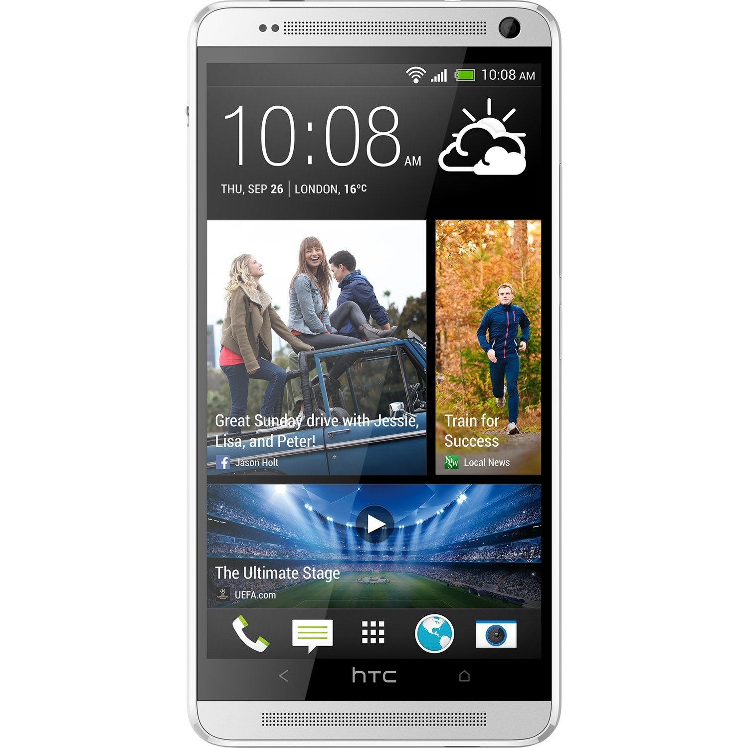 Phone Is Htc One An Android Phone amazon com htc one max 16gb lte 4g unlocked gsm android phone silver cell phones accessories