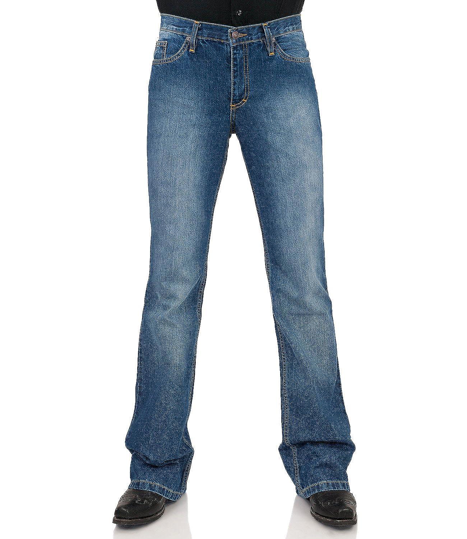 Uomo Jeans Boot Cut Comycom Jeans
