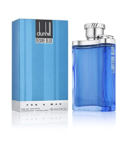 Dunhill London Desire Blue Eau De Toilette Spray 100Ml