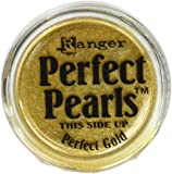 Ranger Perfect Pearls Industries Pigment Powder, Perfect Gold