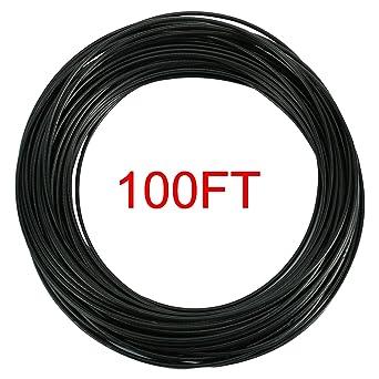 Amazon.com: YaeGoo - Cuerda de alambre de acero inoxidable ...
