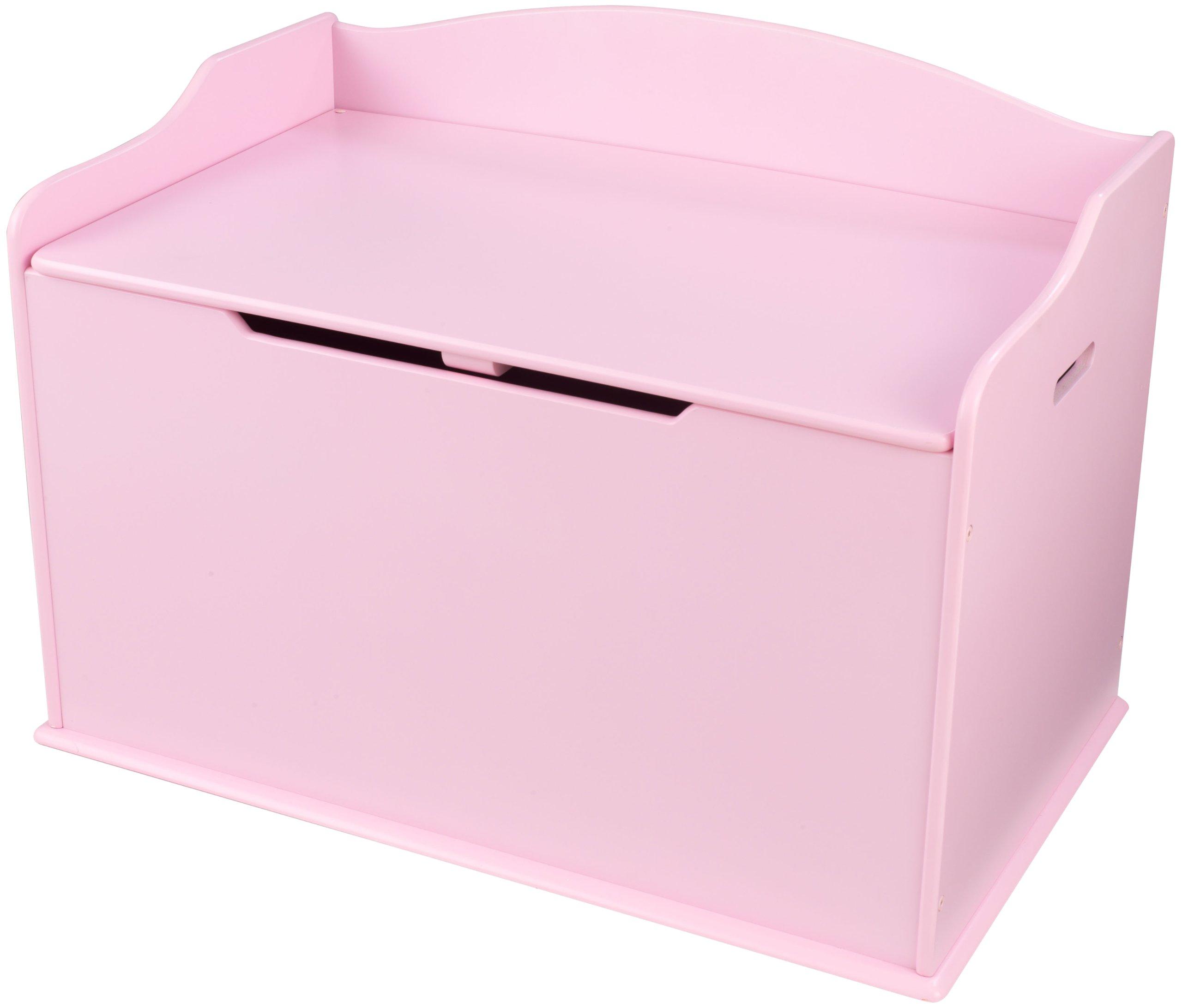Kidkraft Austin Toy Box - pink by KidKraft