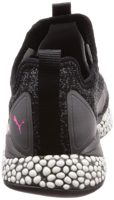 Puma Hybrid Runner Pink Damen Laufschuhe schwarz-iron Gate-knockout Pink Runner 65d505