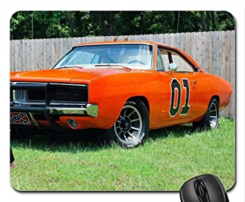 Destiny Moody And The General Lee Mouse Pad Mousepad