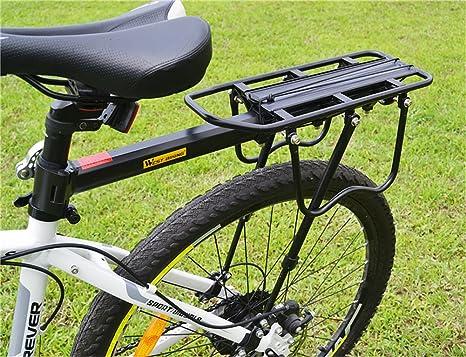 West ciclismo 110 Lb Capacidad ajustable bicicleta equipaje carga ...
