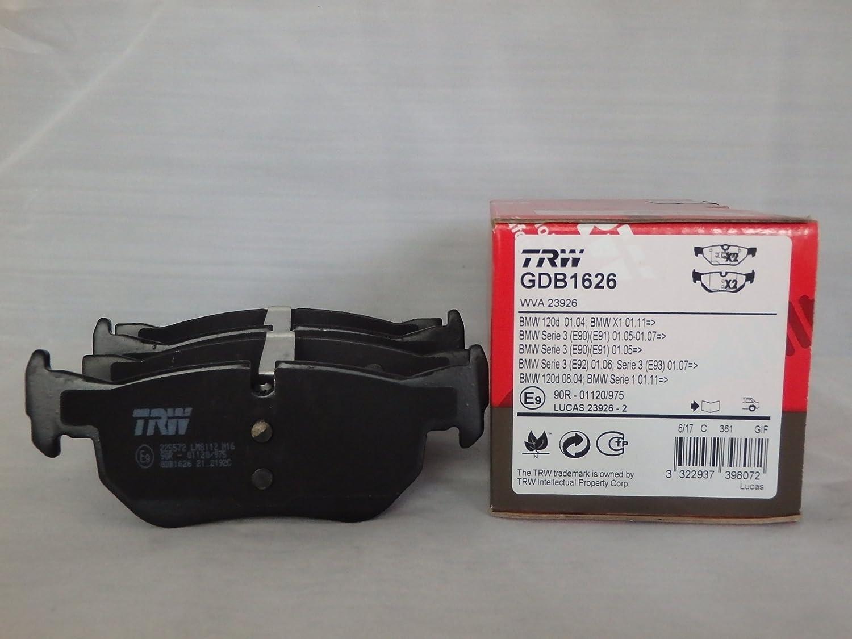 TRW Brake Pads Set GDB1626