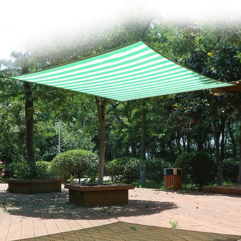 Nologo Tela de Sombra 85% Rectangle Sand UV Block Sun Shade Sail, con Ojales para el Dosel de La Cubierta de La Pérgola, Patio al Aire Libre Jardín (Size : 3X4m): Amazon.es:
