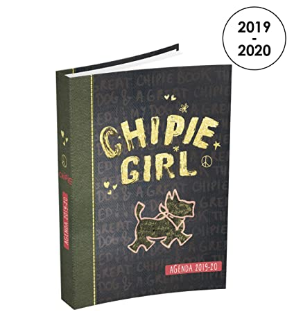 Chipe - Agenda diaria 2019 - 2020 de agosto a julio - 1 día ...