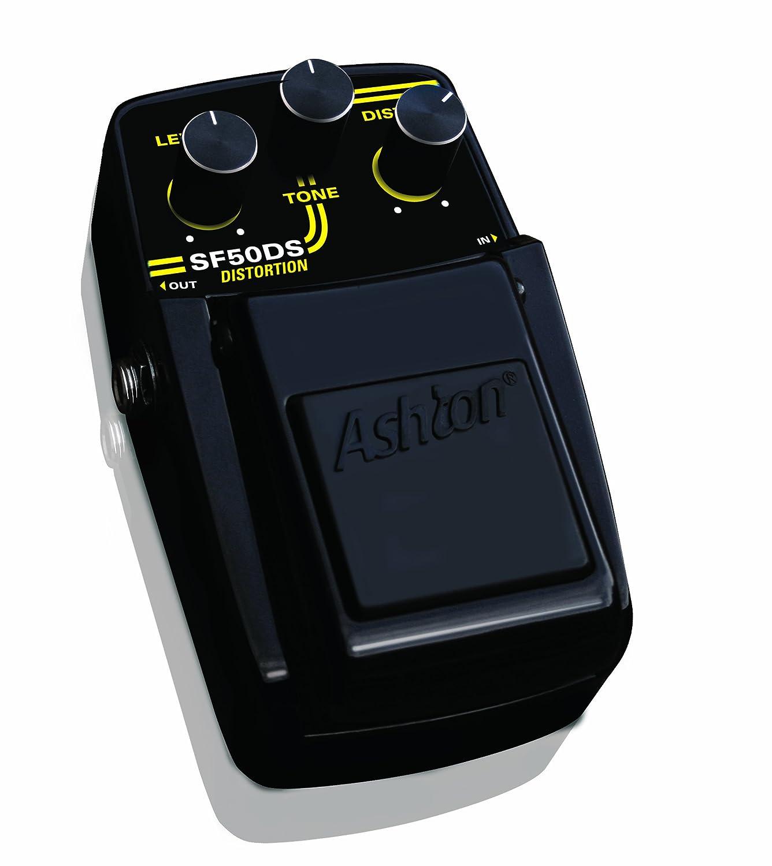 Ashton SF50DS Distortion Gitarren-Effektpedal