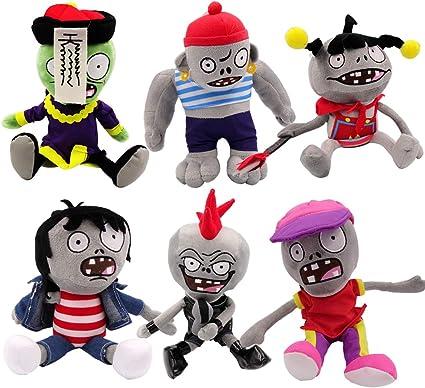 30CM@Plants VS Zombies Plush Toy Doll Gargantuar Zombie Soft Stuffed Doll
