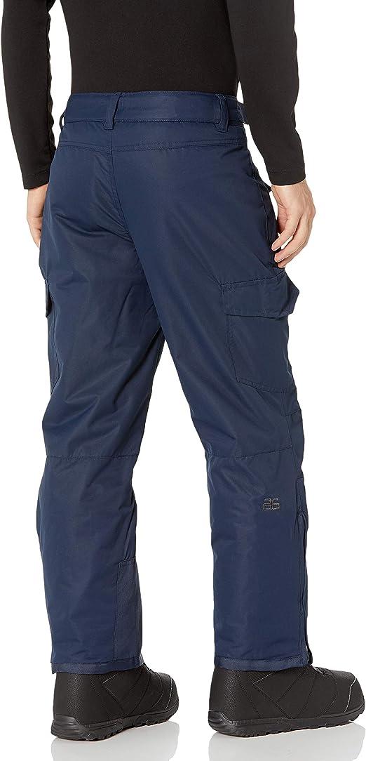 Black 52-54W * 30L 4X-Large Arctix Mens Snow Sports Cargo Pants