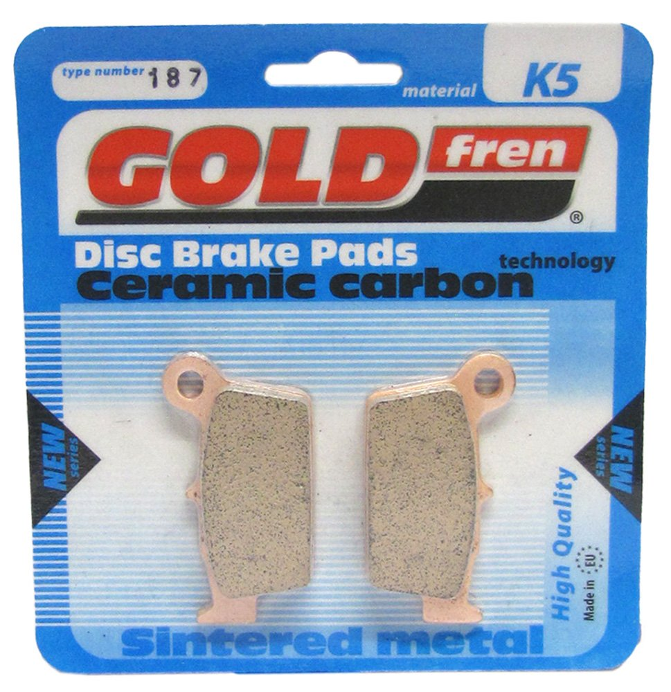 Goldfren K5-187 Brake Pads