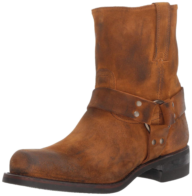 Wheat FRYE Men's Harness 8R Boot