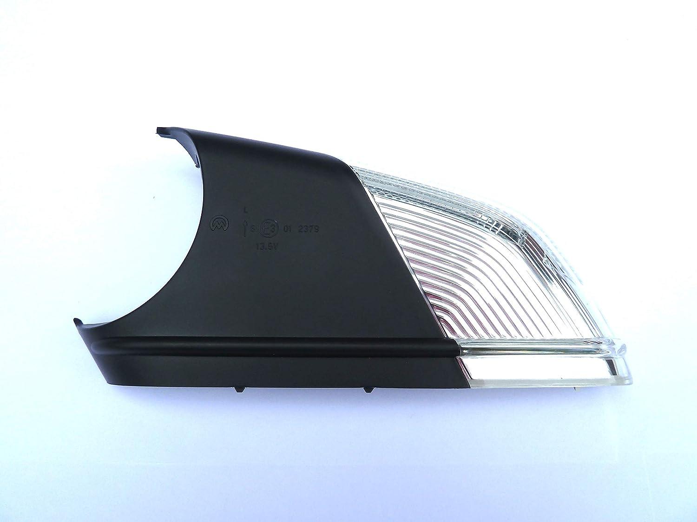 mit R/ückmelder und LED-Leuchtmittel 1Z0949101C // 1Z0949101 linke Seite Original-Spiegelblinker f/ür Volkswagen