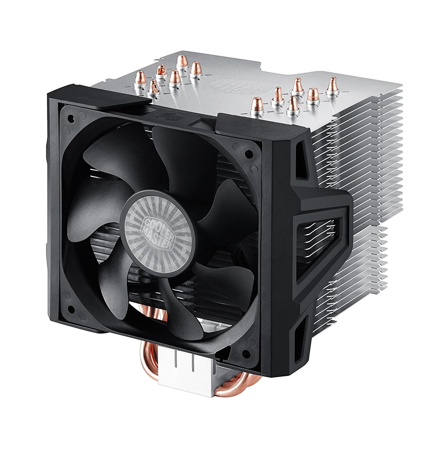 Cooler Master RR-H6V2-13PK-R1 Hyper 612 Ver.2 - Silent CPU Air Cooler with 6 Direct Contact Heatpipes and Folding Fin Structure
