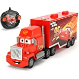 "Dickie Toys 203089025 - ""Cars 3 Turbo Racer Mack Truck"", RC Fahrzeug, ferngesteuerter LKW, 1:24, 46cm"