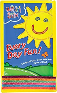 product image for WikkiStix Every Day Fun Pak of Molding & Sculpting Sticks (987)
